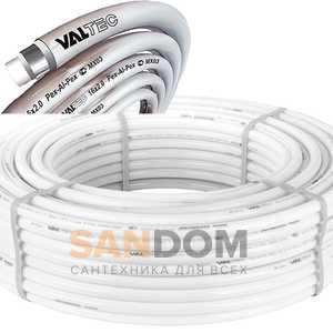 Металлопластиковая (металлополимерная) труба Valtec PEX-AL-PEX 26х3,0 мм