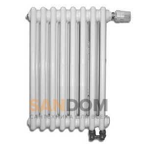 Стальные трубчатые радиаторы IRSAP Tesi RT 20 565 мм (двухрядные) L565 с нижним подключением (от 6 до 24 секции)