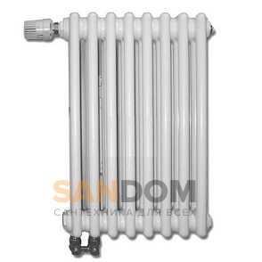 Стальные трубчатые радиаторы IRSAP Tesi RT 20 565 мм (двухрядные) L565 с нижним подключением (от 26 до 34 секции)