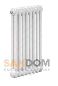 Стальные трубчатые радиаторы IRSAP Tesi RT 2 1800 (двухрядные) L1800 с боковым подключением (от 4 до 12 секций)