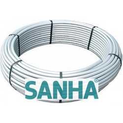 Труба металлопластиковая Sanha серия MultiFit-Flex D16х2.0 мм (AL слой - 0.2 мм: бухта 100 м)