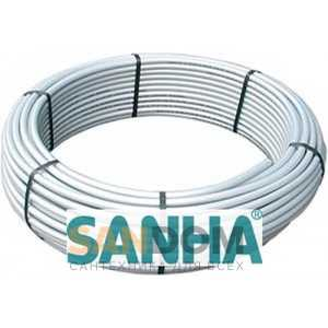 Труба металлопластиковая Sanha серия MultiFit-Flex D16х2.0 мм (AL слой - 0.2 мм: бухта 200 м)