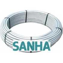 Труба металлопластиковая Sanha серия MultiFit-Flex D26х3.0 мм (AL слой - 0.5 мм: бухта 50 м)