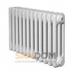 Стальные трубчатые радиаторы IRSAP Tesi RT3 - 300 мм (трехрядные) L365 с боковым подключением (от 26 - до 40 секций)